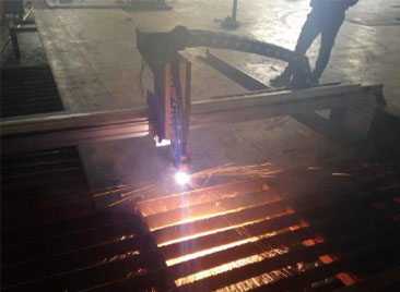 CNC-metal cutting