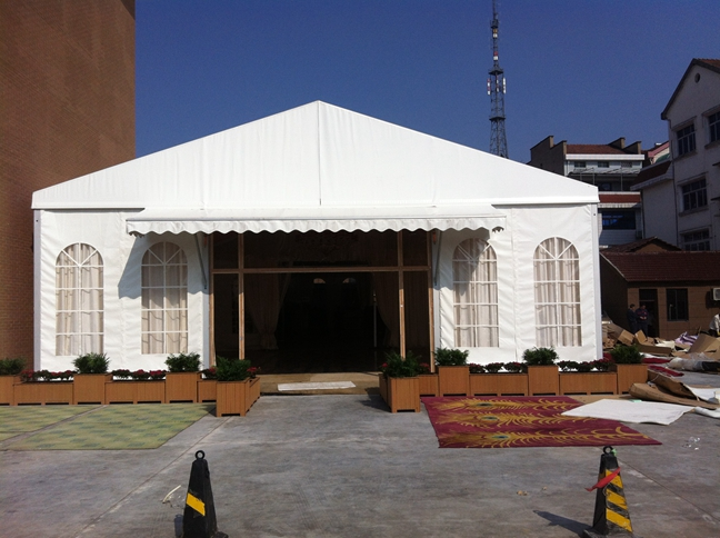 Wedding tent